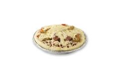 Pizza à la Basquaise