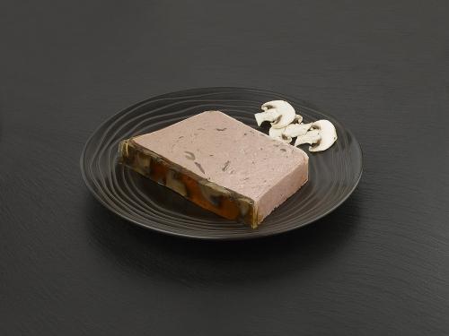 Mousse de Foie à la Parisienne