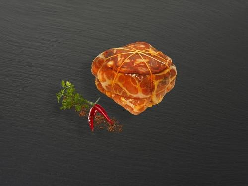 Paupiette de Porc au Chorizo